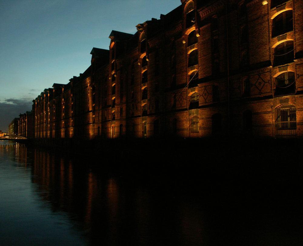 schlaflos in Hamburg I