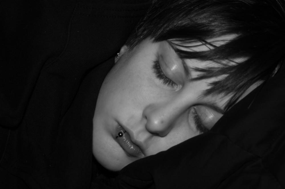schlafschnappschuss