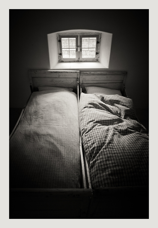 Schlafstätte