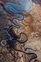Schlangenlinie - Aerials Iceland #1004