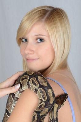 Schlangenshooting