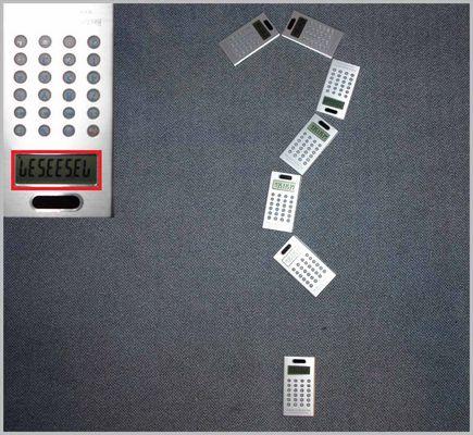 Schlaue Taschenrechner