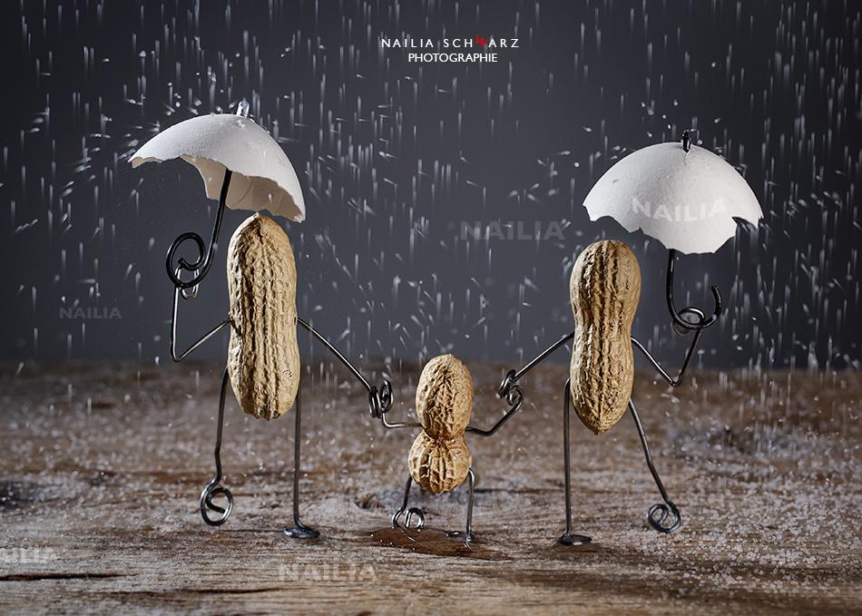 schlechtes Wetter Foto & Bild | stillleben, figuren und