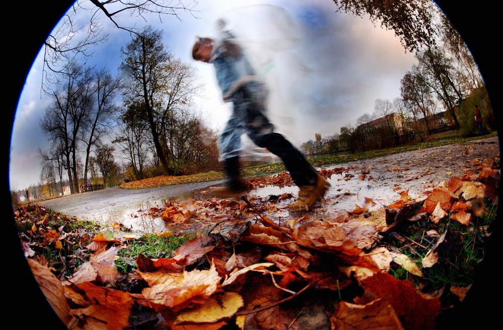 schlechtes Wetter / Herbststimmung