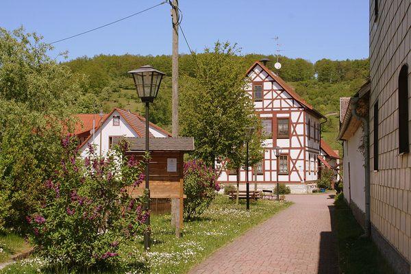 Schlechtsart /Kreis Hildburghausen