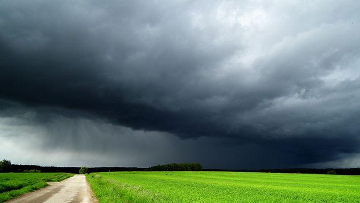 Schlechtwetterfront