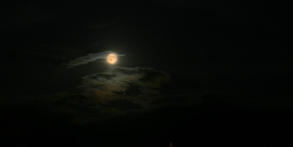 Schleier der Nacht