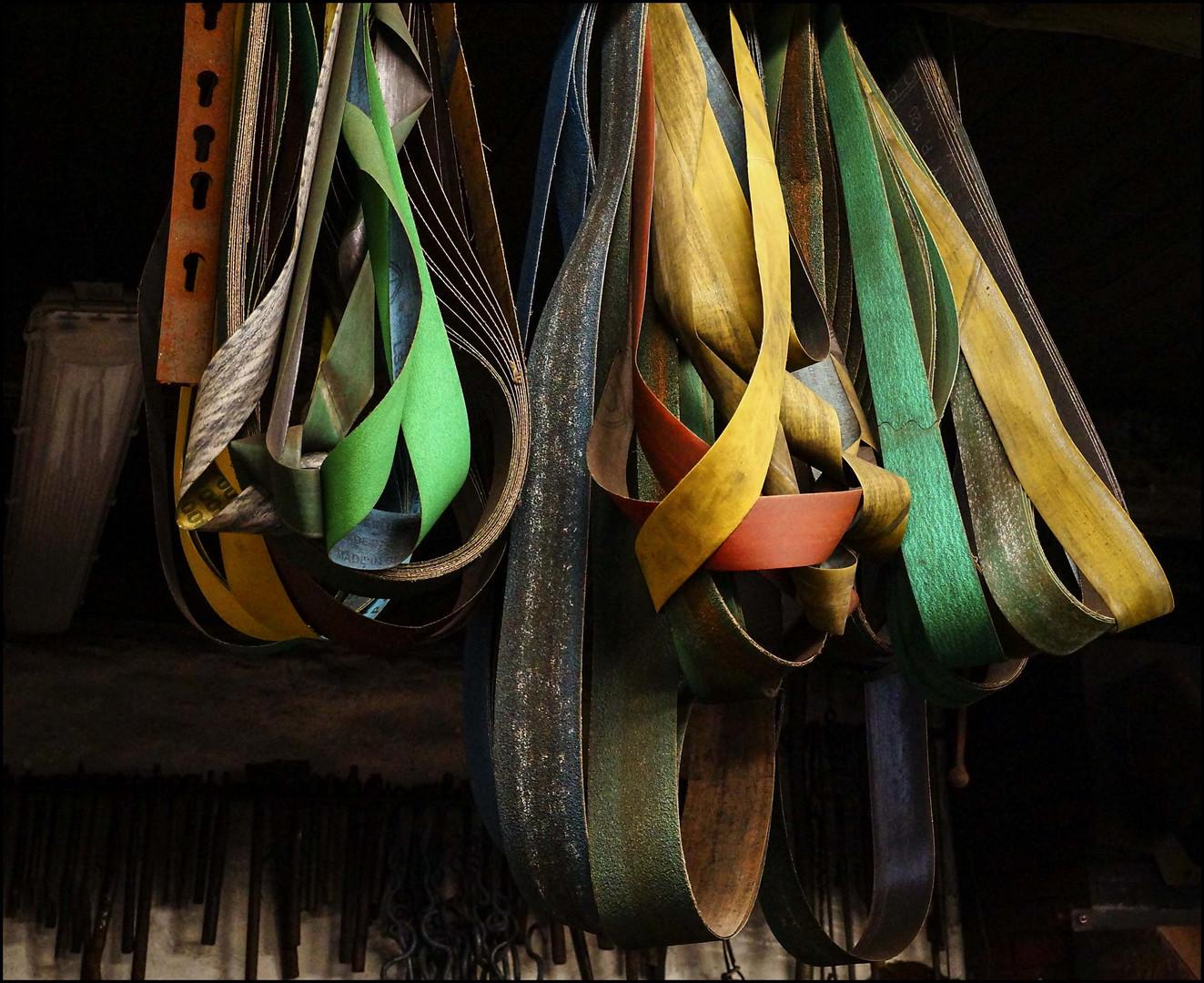 Schleifbänder