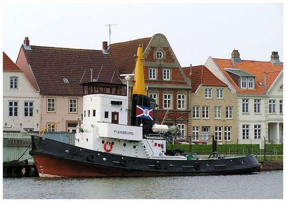 Schlepper Flensburg