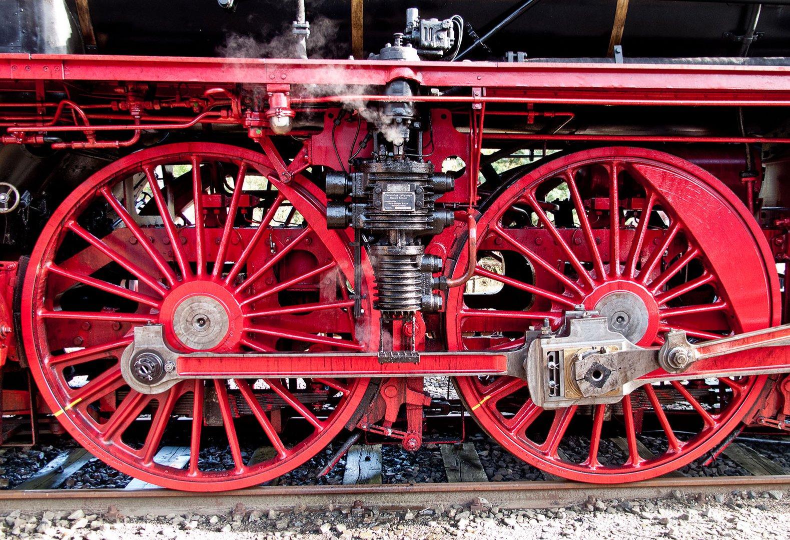 Schlepptenderlokomotive 01 150