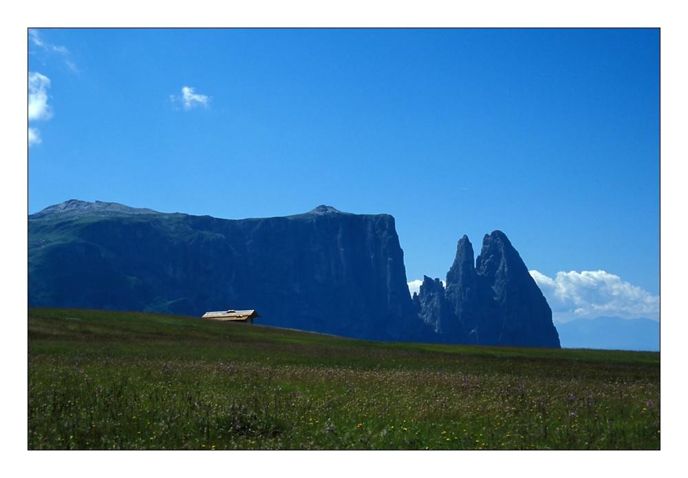 Schlern, schönster Berg der Alpen