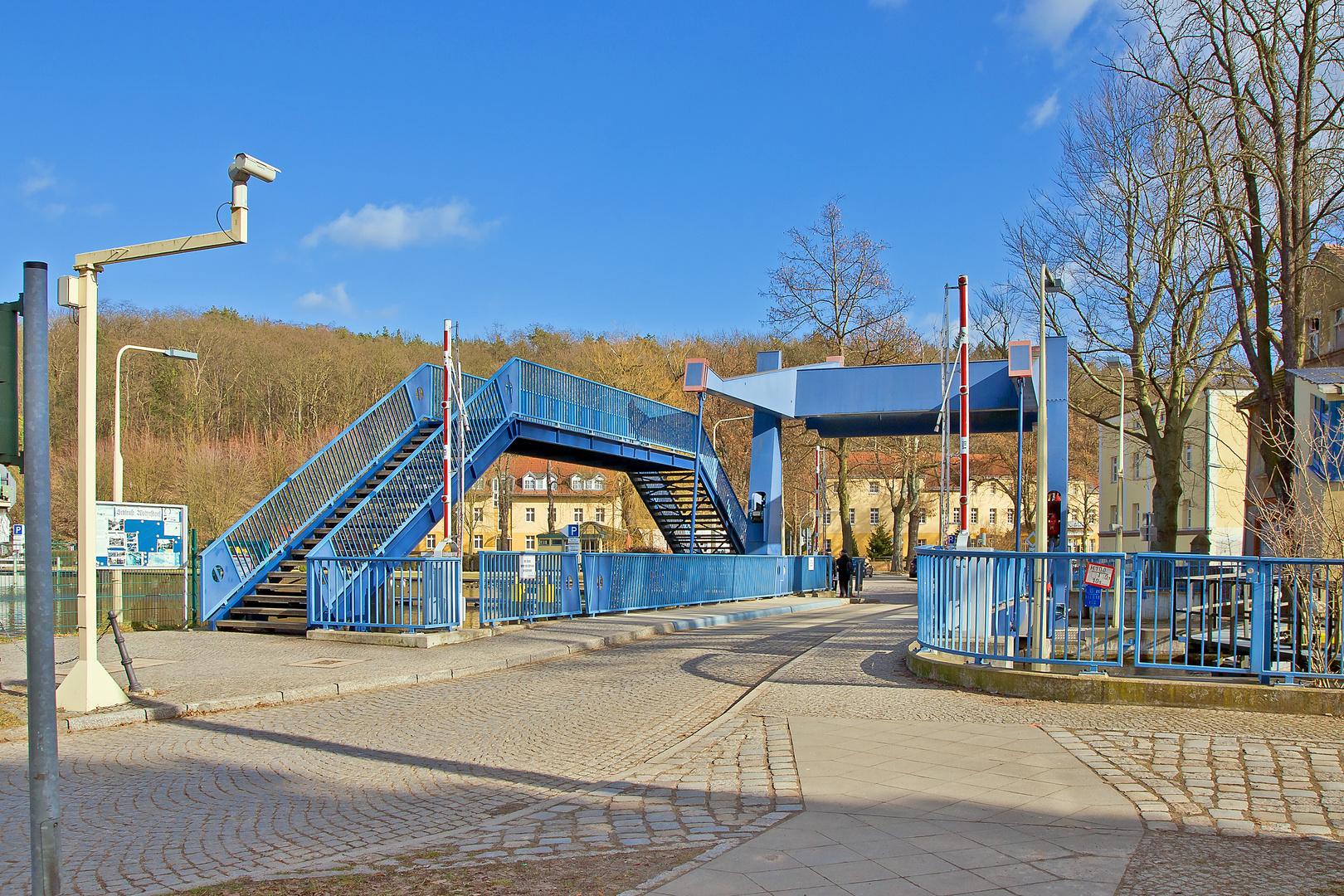 Schleuse Woltersdorf