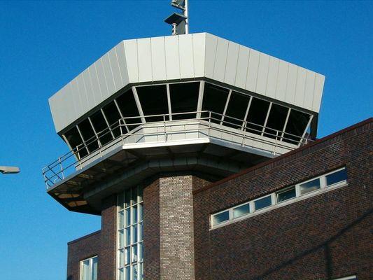 Schleusentower in Bremerhaven