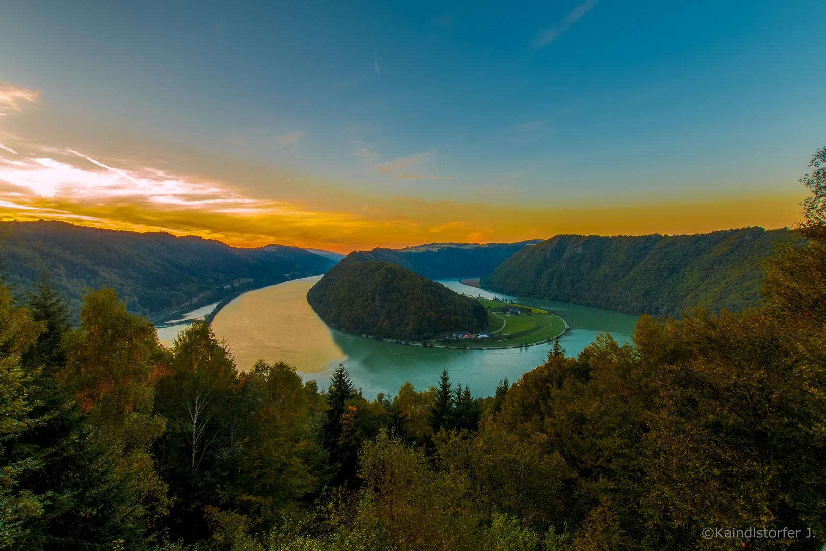 Schlögener Donauschlinge