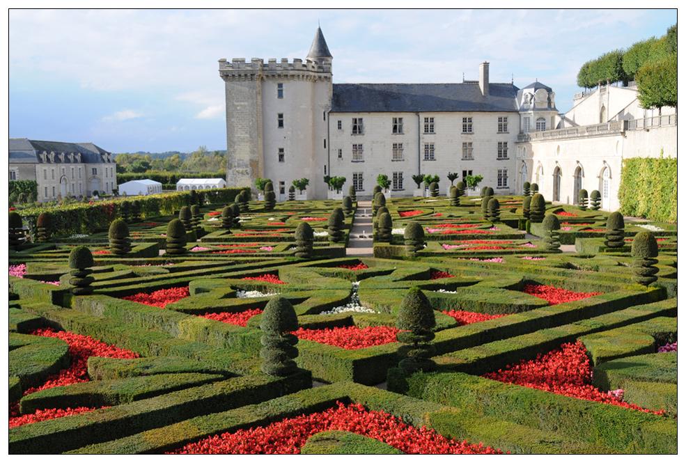 Schlösser der Loire 7