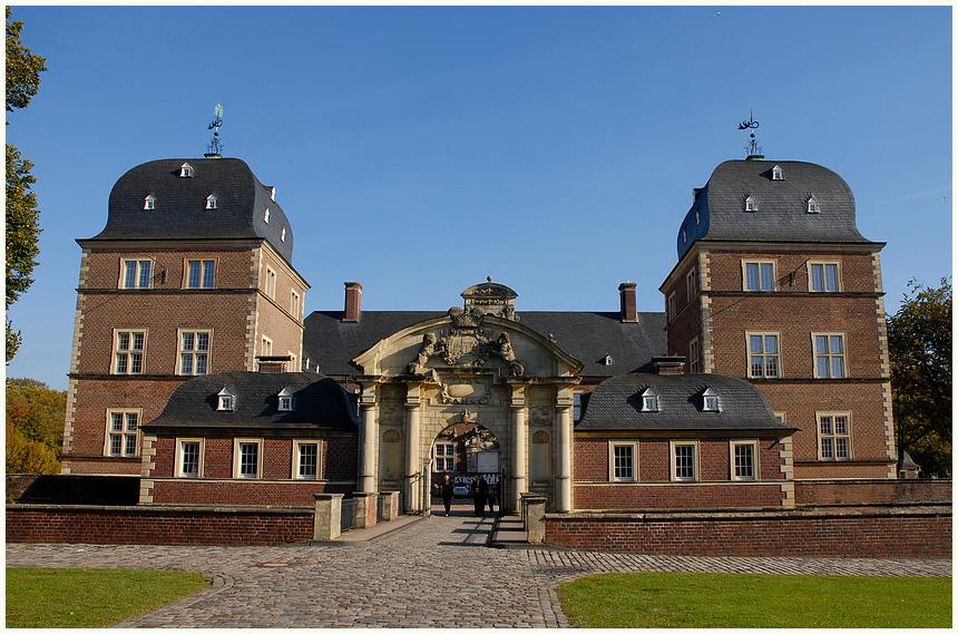 """Schloss Ahaus """""""