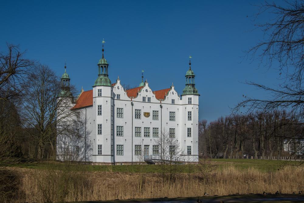 Schloß Ahrensburg 1