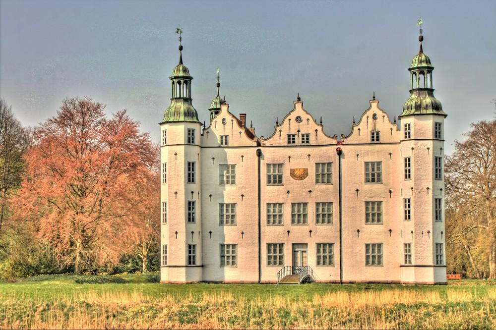 Schloss Ahrensburg (HDR)