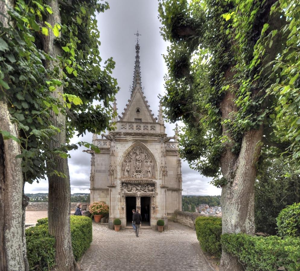 Schloss Amboise 01