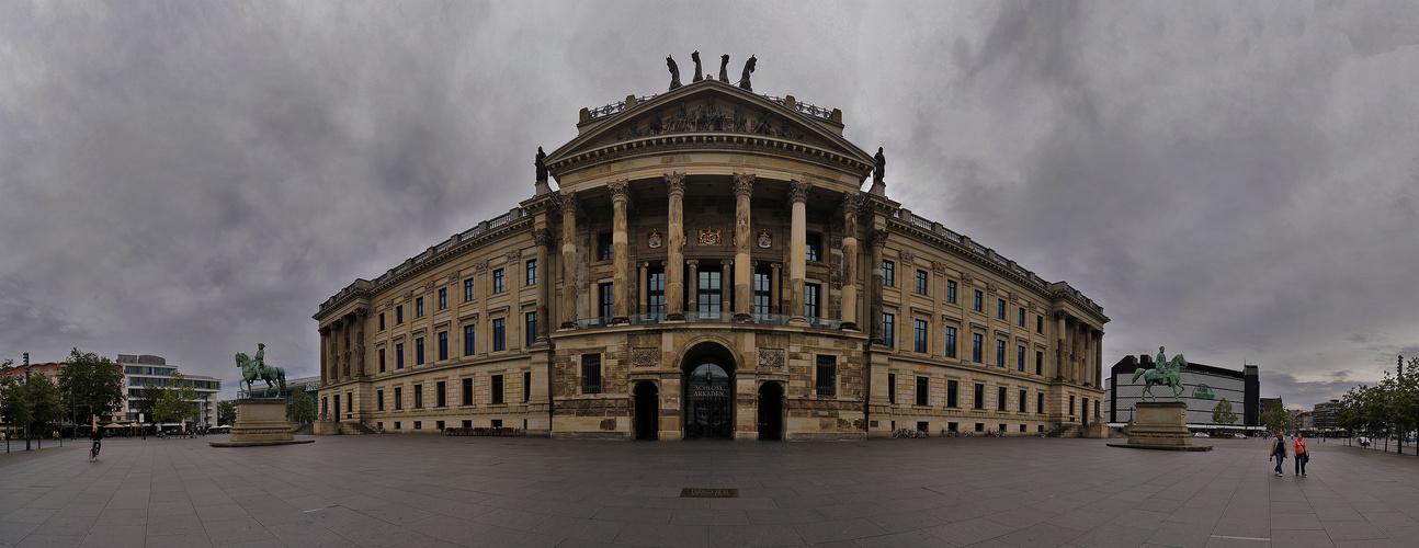 Schloss Arkaden Panorama