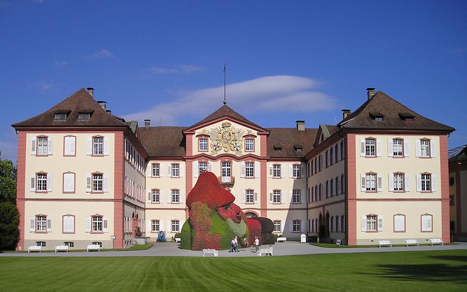 Schloss auf Mainau