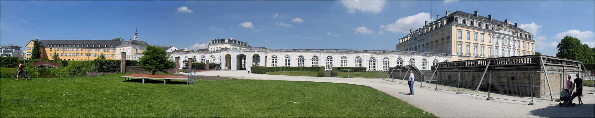 Schloss Augustusburg Brühl (2)