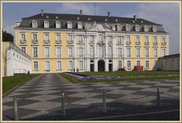 Schloß Augustusburg in Brühl