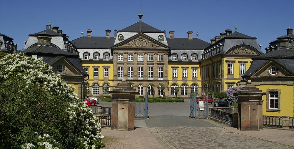 Schloss Bad Arolsen Foto & Bild  deutschland, europe, hessen Bilder auf fotocommunity