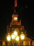 Schloß bei Nacht
