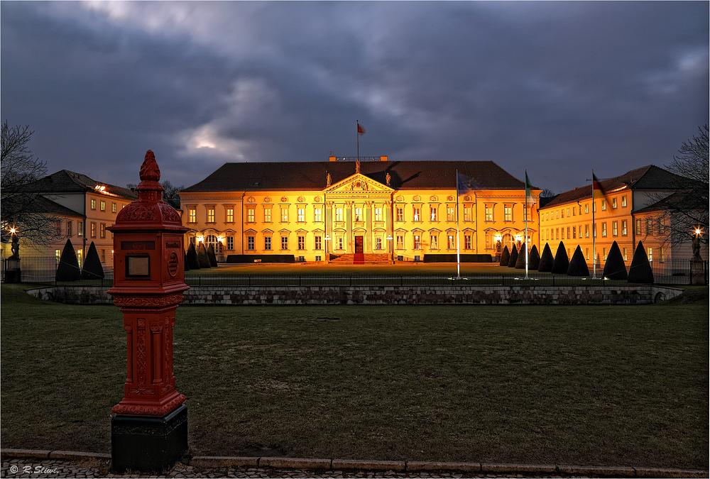 Schloss Bellevue...