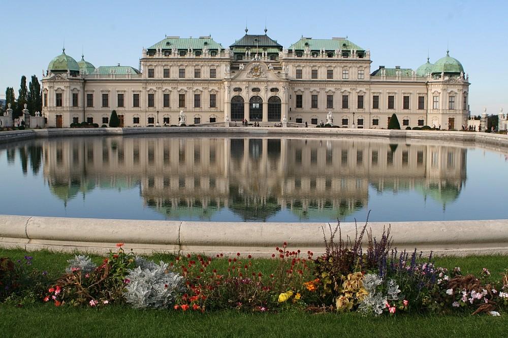 Schloss Bellvedere Wien