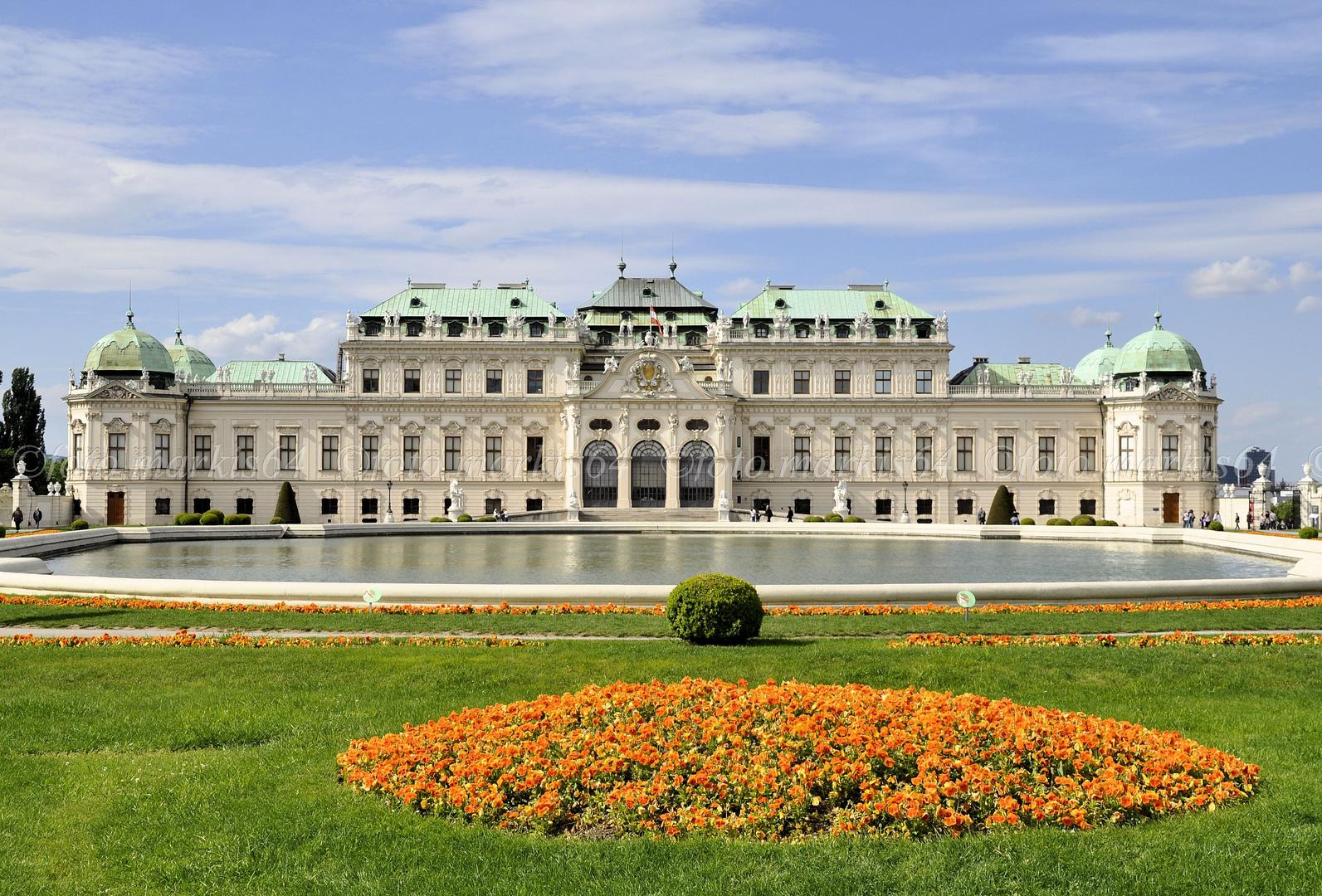 Schloss Belvedere 2