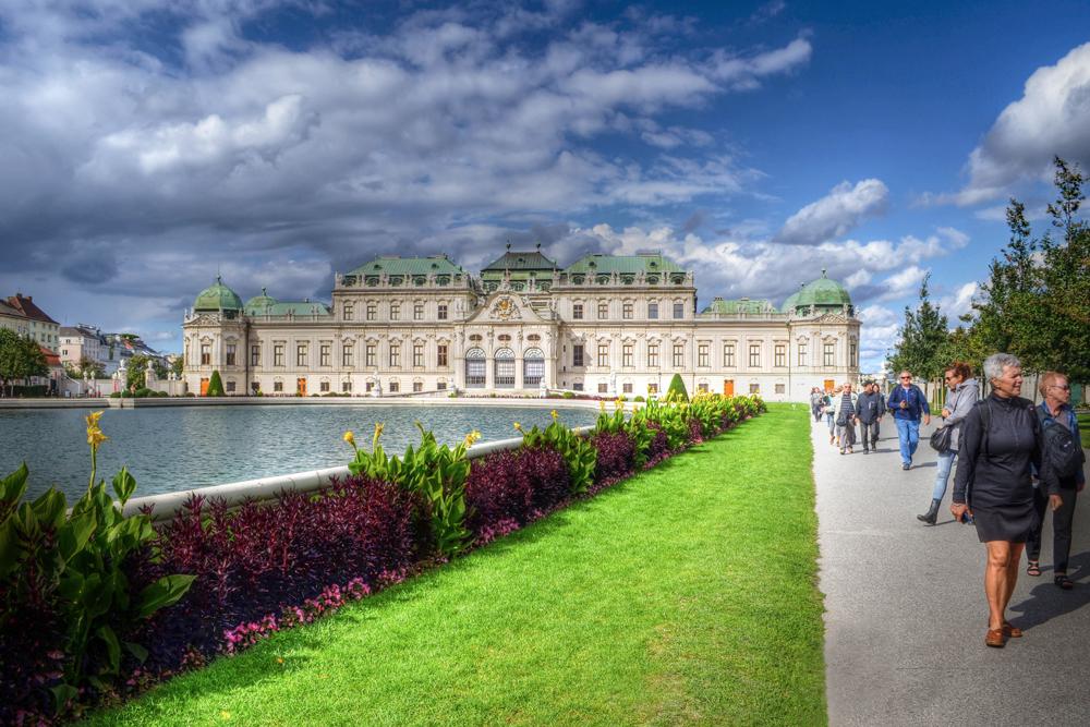 ~ Schloss Belvedere ~