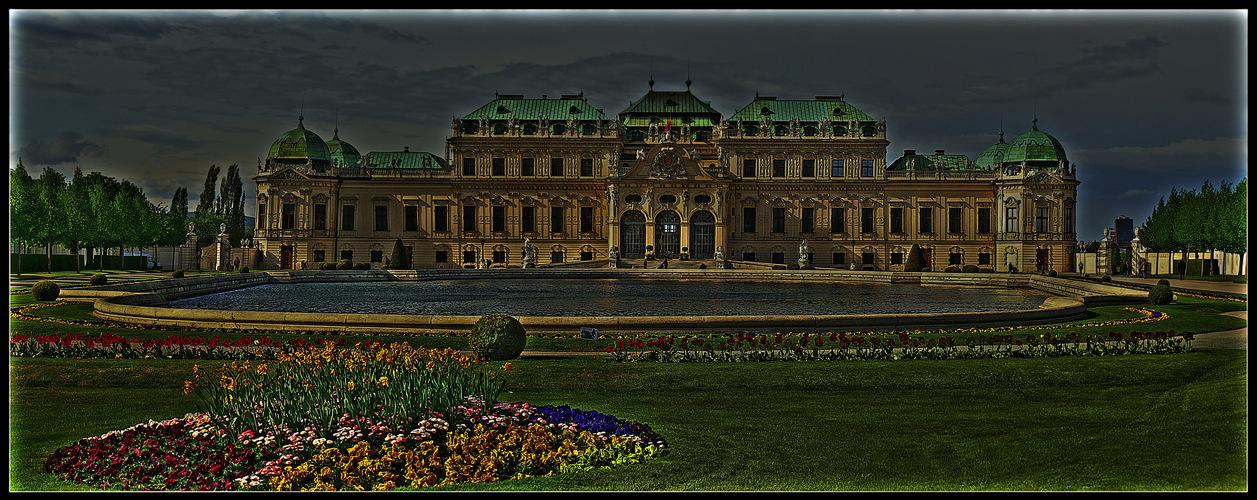 Schloss Belvedere Nr. 2