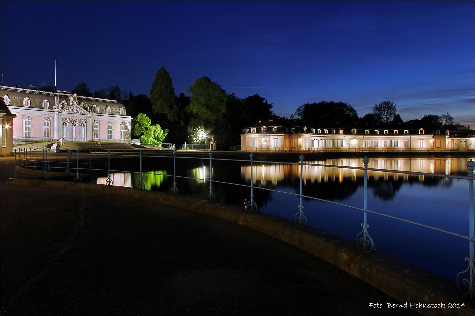 Schloss Benrath ...