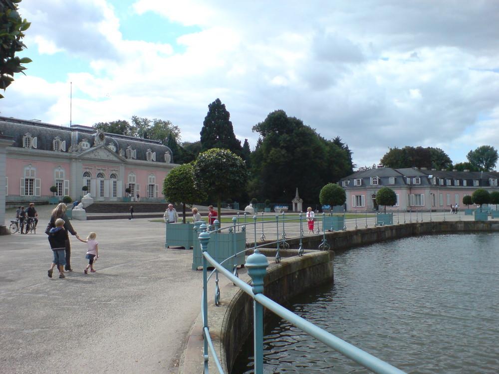 Schloss Benrath 4