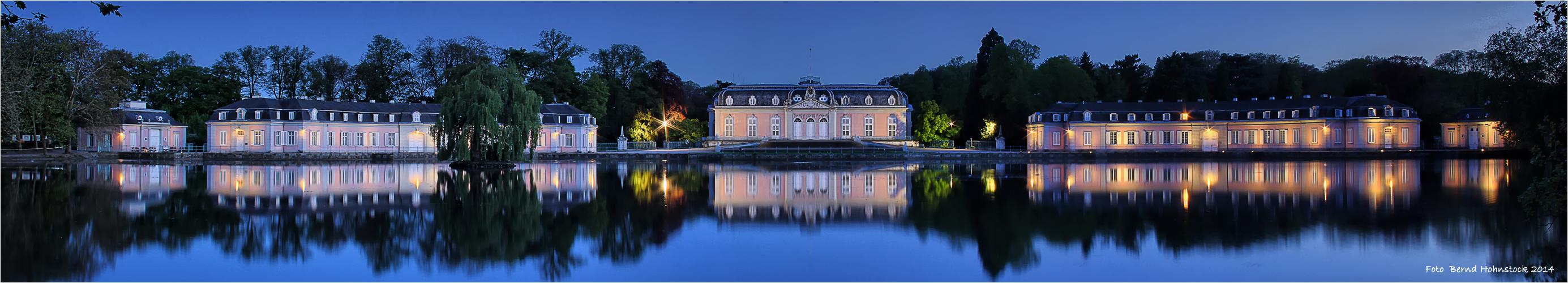 Schloss Benrath ........