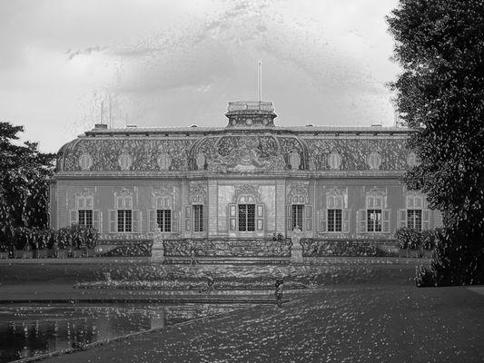 Schloss Benrath die Zweite
