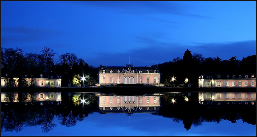Schloss Benrath... Überarbeitung