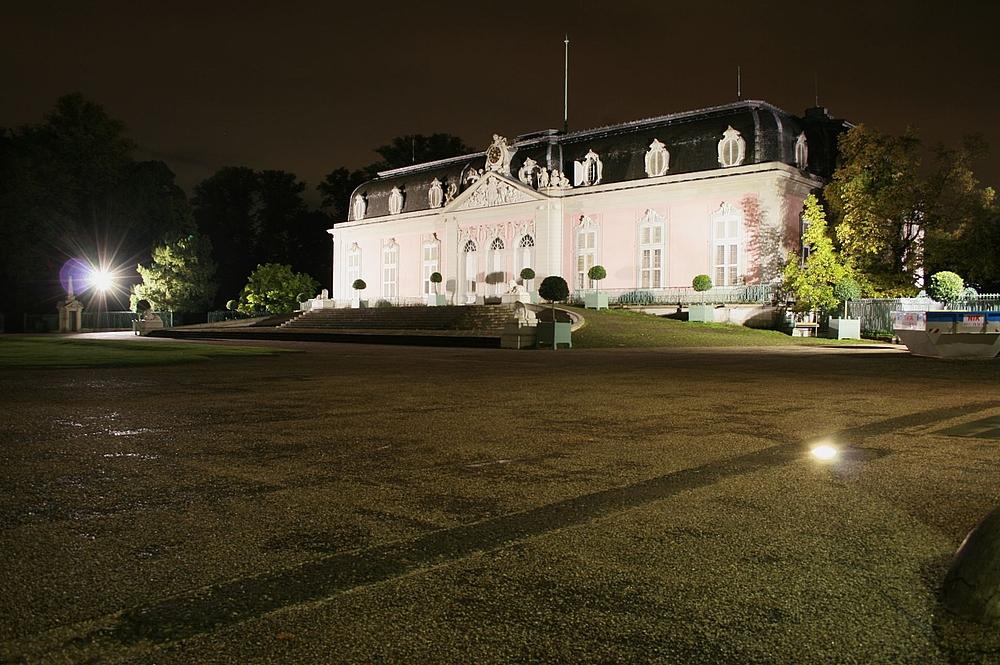 Schloss Benrath (Zweiter Versuch eines DRI Bildes)