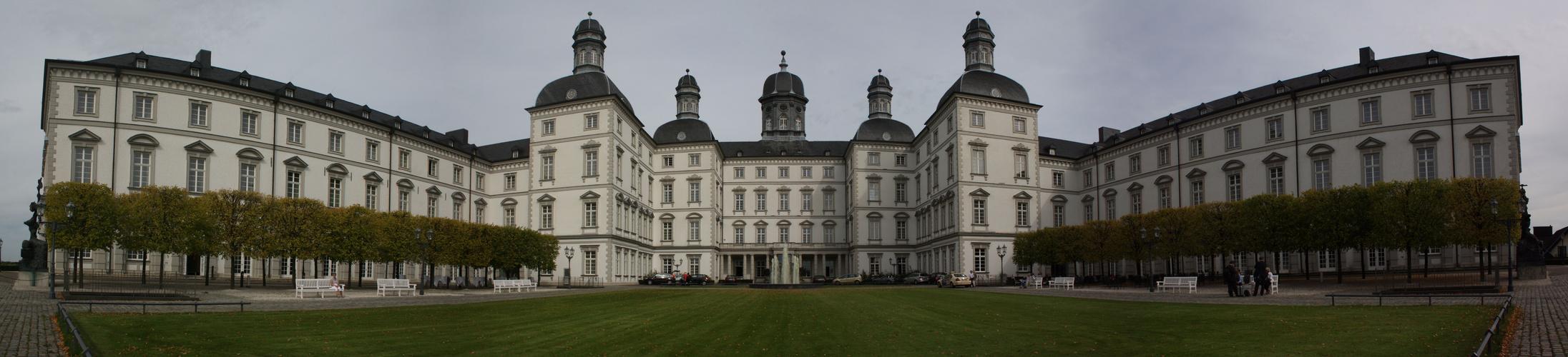 Schloss Bensberg anno 2011, September 9