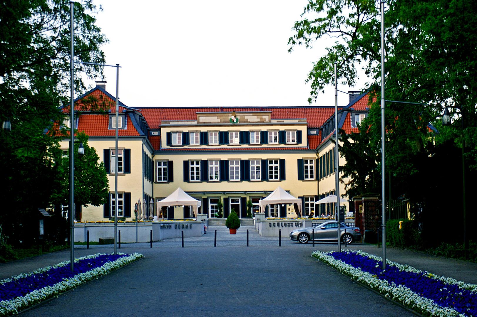 Schloß Berge in Gelsenkirchen
