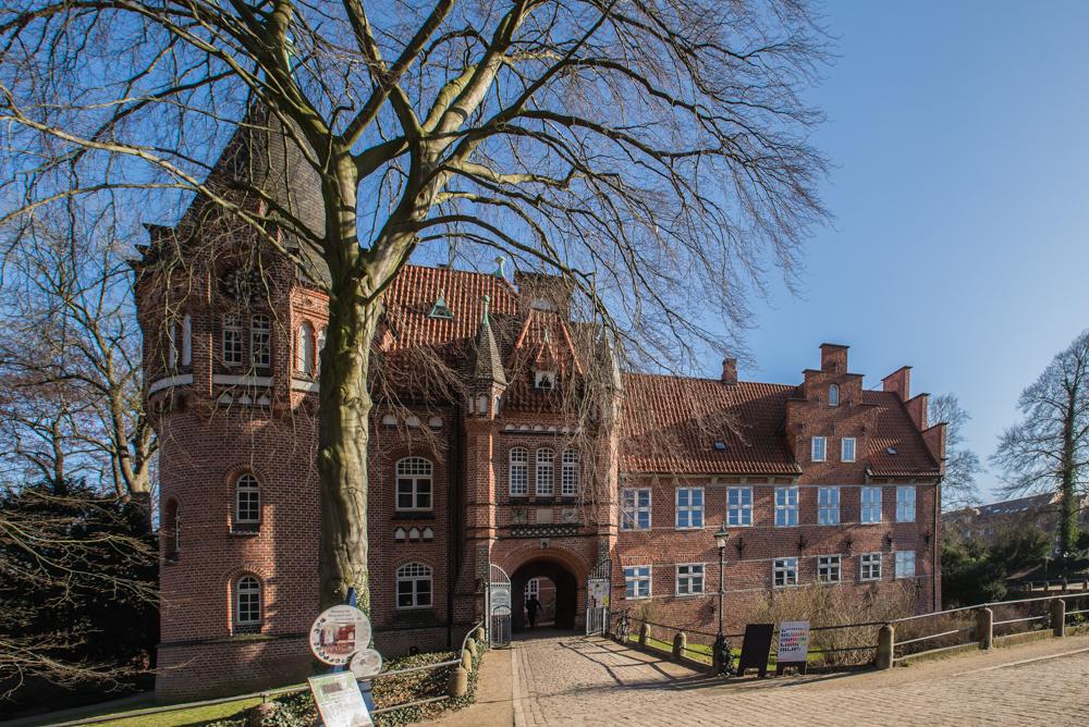 Schloss Bergedorf 1