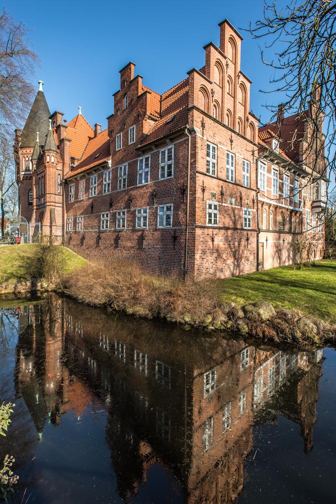 Schloss Bergedorf 2