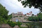 Schloss Bernburg Orginal Foto