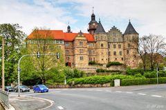 Schloss Bertholdsburg - Schleusingen