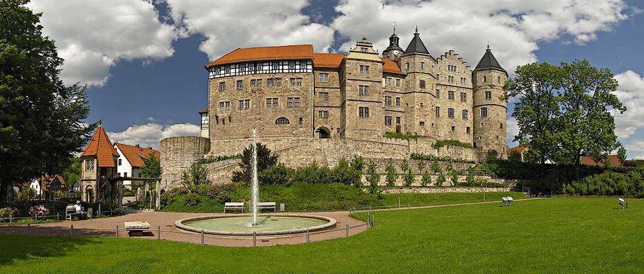 Schloss Bertholdsburg (Schleusingen)