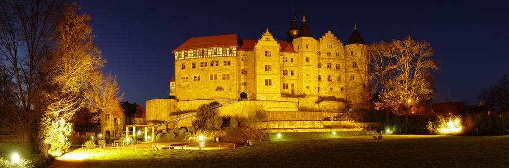 Schloß Bertholdsburg Schleusingen