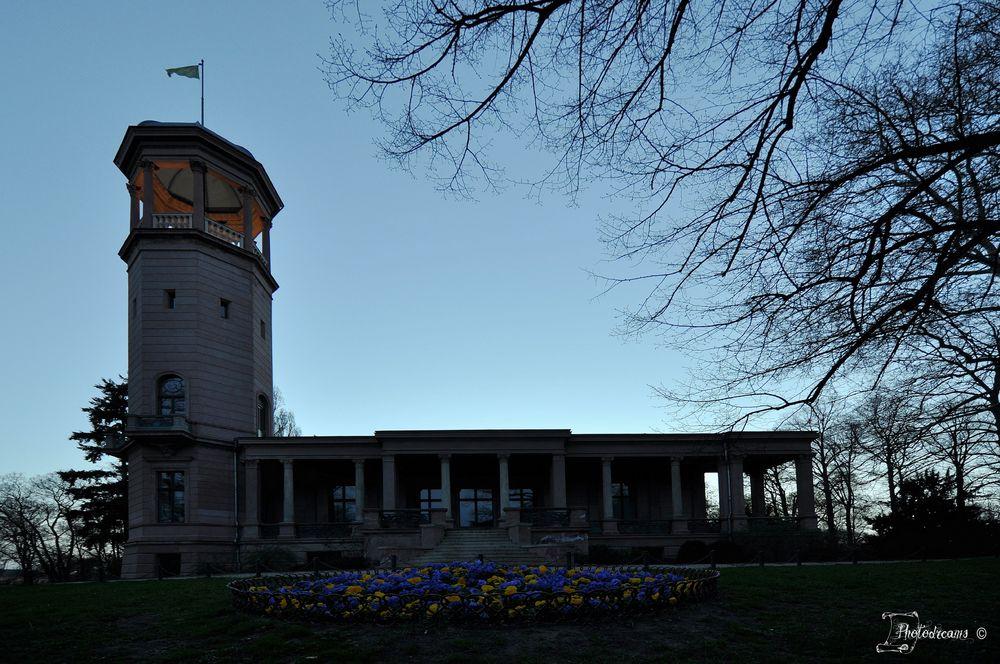 Schloss Biesdorf Vorderansicht