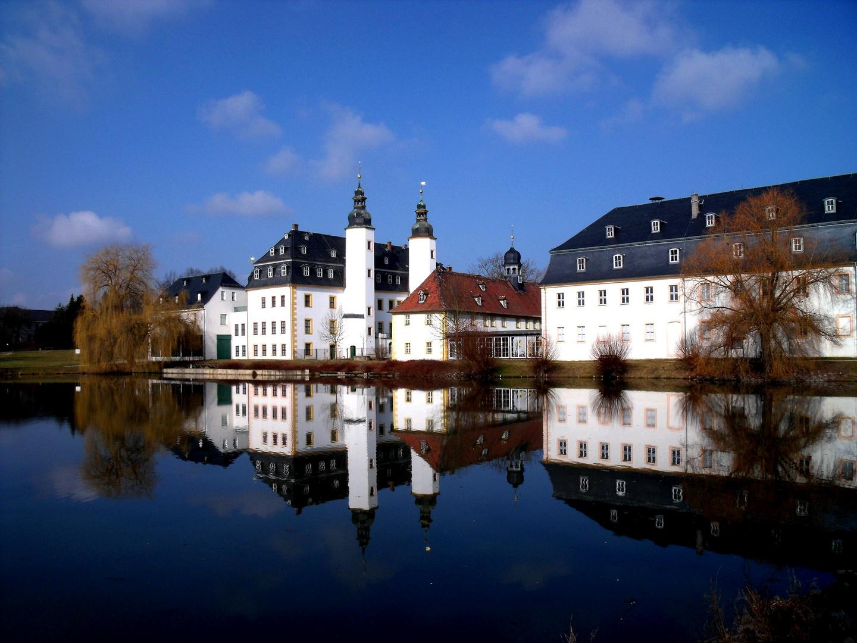 Schloss Blankenhain, Thüringen